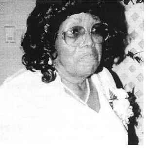 Lucy Richardson-Crawford (3rd Generation)