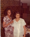 MARCY LUSTER SHRIVER, ENDA MAE CRAWFORD WILLIAMS